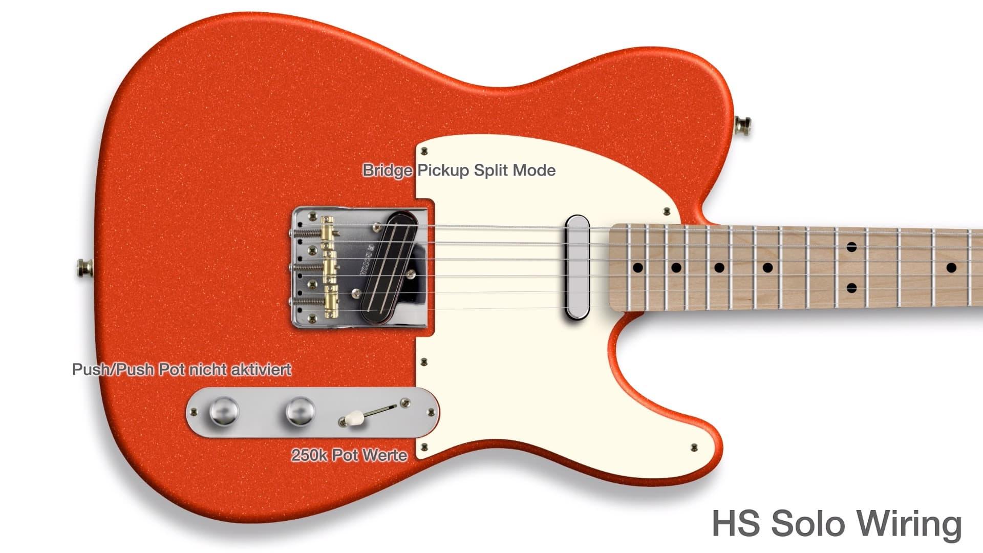 Flache Gitarren Humbucker Pickup Montageringe für Gibson Les Paul Guitar